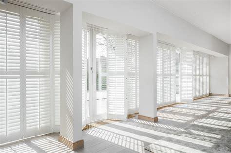 raambekleding lang smal raam shutters of jaloezie 235 n voor een breed raam jasno