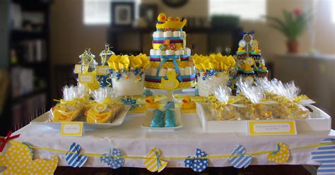 At Home Baby Shower Ideas by Ducky Baby Shower Ideas Baby Ideas