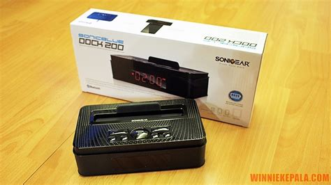 Blueants Blue Sonic Portable Speakers Play Your Phones Via Bluetooth by Sonicgear Sonicblue Dock 100 Dock 200 Bluetooth Speaker