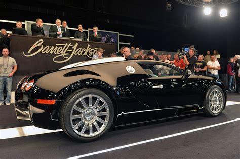 simon cowell s bugatti simon cowell s 2008 bugatti veyron barrett jackson 2014