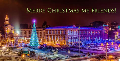 images of christmas in ukraine file merry christmas my friends from kiev ukraine