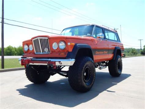 1979 jeep cherokee chief buy used 1979 jeep cherokee chief in lindale texas