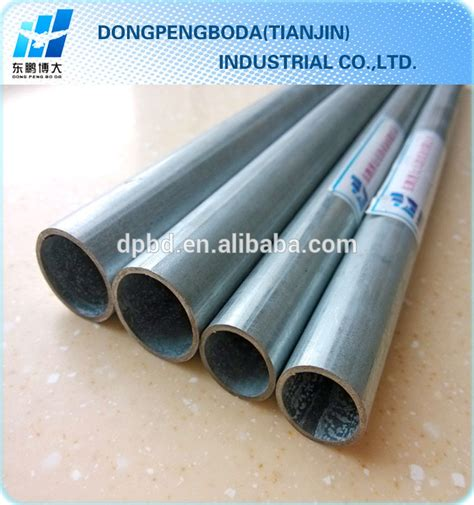 emt electrical metal tubing conduit galvanized steel ul standard metal pre galvanized emt tubing conduit view