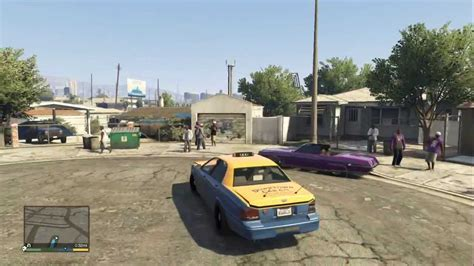 gta 5 cj house gta v found cj s neighborhood from gta san andreas youtube
