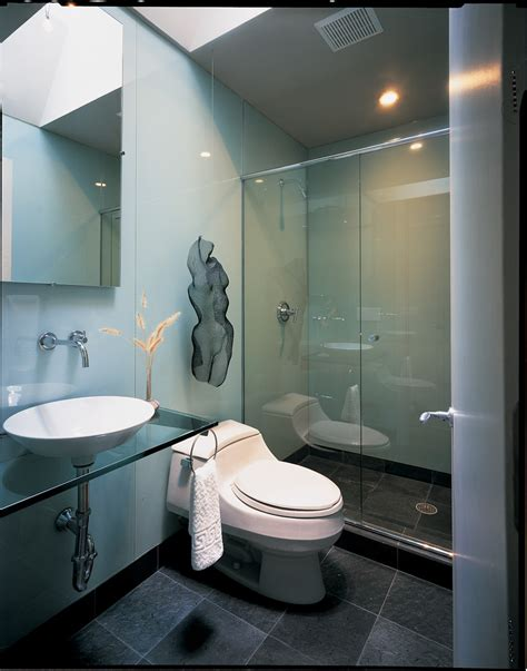 modern glass bathroom glass wall panels bathroom modern with bowl sink glass