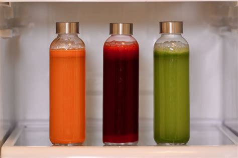 Premade Detox Drinks by Juicing At Home Is Easier And Cheaper Than You Might Think