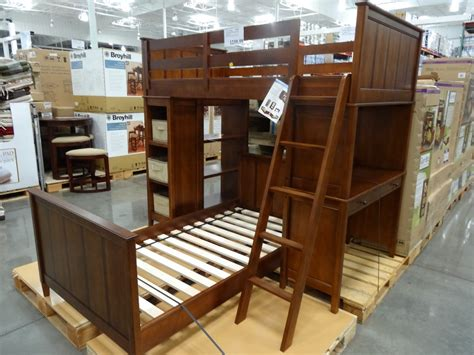 costco furniture beds universal furniture garrett twin bunk beds