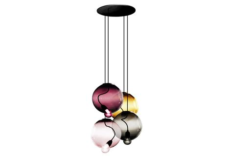 Cappellini Lamp by Meltdown Pendant Lamp By Johan Lindst 233 N For Cappellini