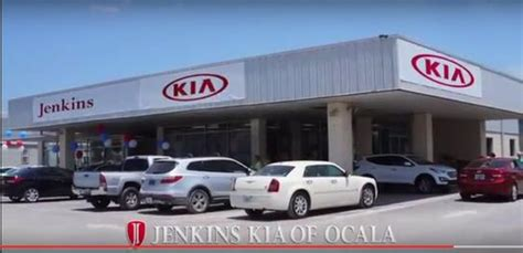 Find Kia Dealer Jenkins Kia Of Ocala Ocala Fl 34471 1624 Car Dealership