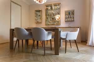salon et salle a manger design chaise salle a manger bois clair le monde de l 233 ale monde