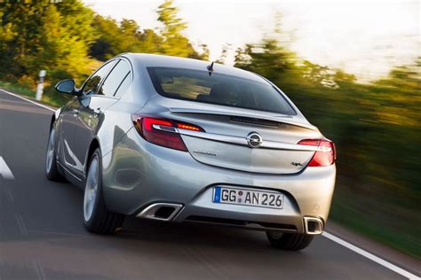 opel insignia 2015 opc new opel insignia opc 2016 prices and equipment carsnb