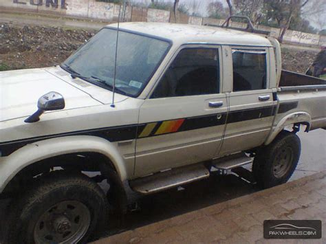 1983 Toyota Hilux For Sale Used Cars In Pakistan New And Used Car For Sale Toyota