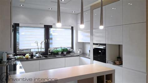 rectangular shaped kitchen design interior design blog