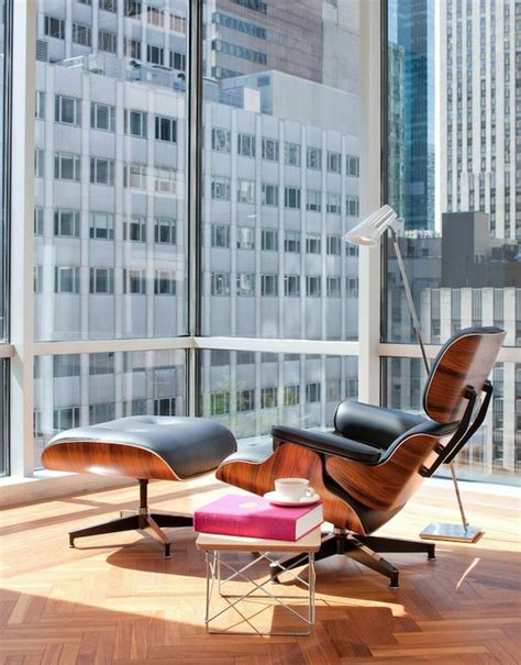 Charles E Lounge Chair Design Ideas Der Charles Eames Lounge Chair Denkt An Ihren Komfort