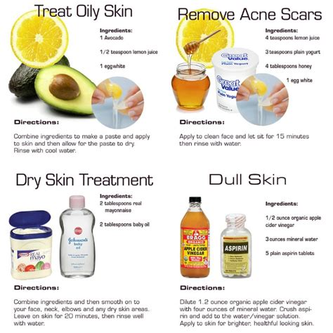 treatment for scars on acne home remedies for