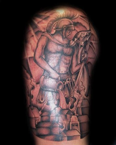 st florian tattoo florian by shad perlich tattoonow