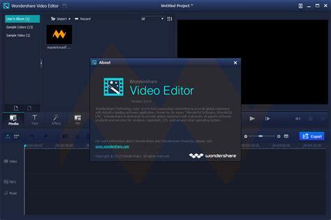 wondershare video editor crack 5 0 free download wondershare video editor 5 full crack masterkreatif