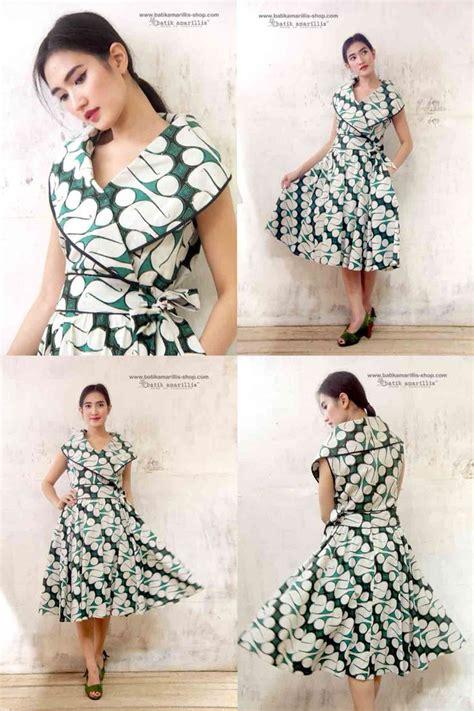 Dress Anak White Print Flower Pinkrsby 1384 1258 best images about beautiful batik on fashion weeks javanese and kebaya