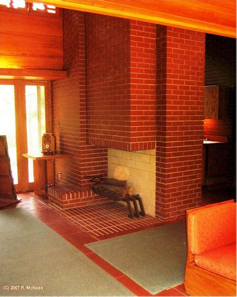 309 best images about frank lloyd wright fireplaces on