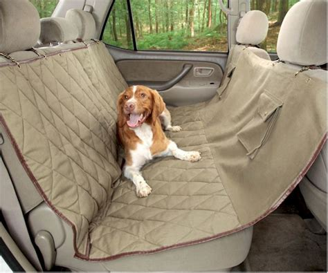 deluxe hammock pet seat cover houndabout