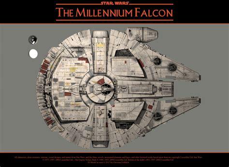 millennium falcon floor plan millennium falcon floor plan image collections home