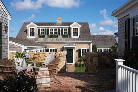 nantucket dormer exterior home - Nantucket Dormer
