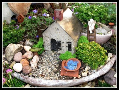 miniature gardening com cottages c 2 hypertufa village miniature gardens photo gallery diy