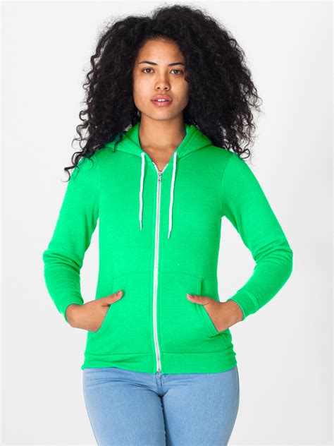 american apparel hoodie american apparel f497 unisex flex fleece zip hoodie 29 91 s fleece