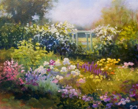 spring landscaping spring landscape paintings