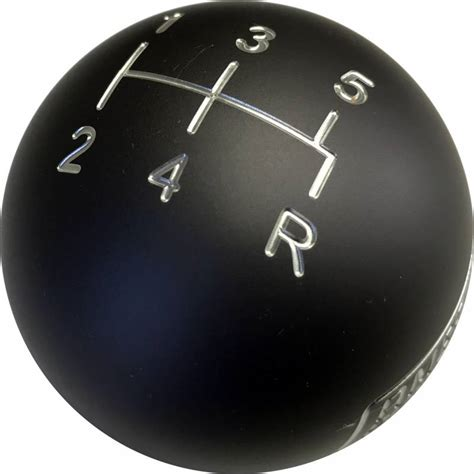 Shifter Knobs 5 Speed by American Powertrain Gunmetal Billet Shift Knob 5 Speed
