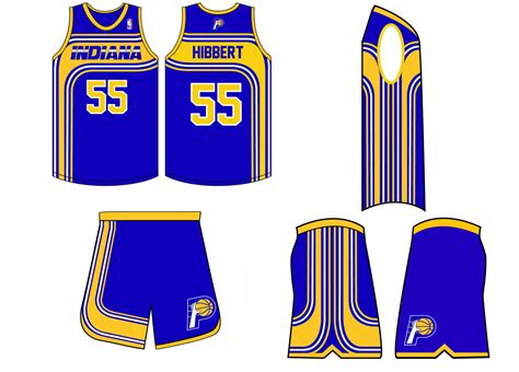 jersey design indiana pacers buff predicts the east and suggests badly needed uniform