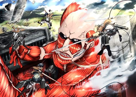 8 Anime Like Attack On Titan by Attack On Titan Shingeki No Kyojin Daily Anime