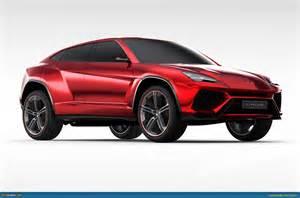 Lamborghini Uras Ausmotive 187 Lamborghini Urus Suv Concept Revealed