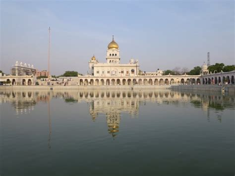 Gurudwara Bangla Sahib Timings, Langar Timings, Nearest