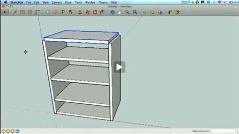 Google Sketchup Tutorial Woodworking | tutorial for using google sketchup for woodworking