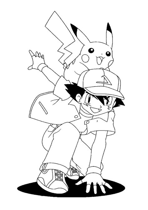 Misty Pokemon Coloring Pages - Coloring Home