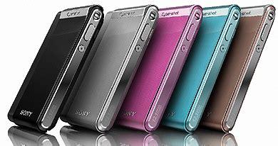 Kamera Sony T90 sony dsc t90b digitalkamera 3 zoll schwarz de kamera