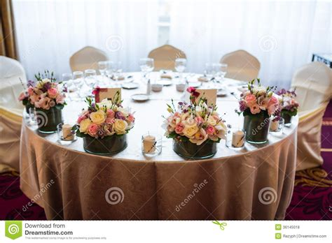 bride and groom table bride and groom wedding table royalty free stock photos