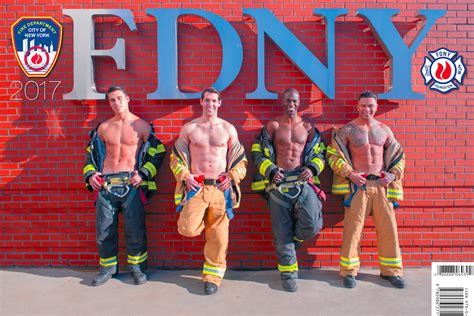Fdny Calendar For Time Firefighters Get Their Own