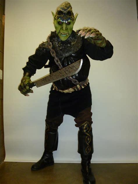orc costume creative costumes