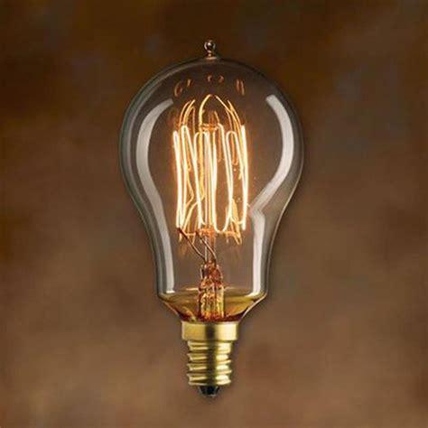 outdoor incandescent light bulbs shop cascadia lighting nostalgic 3 pack 25 watt candelabra