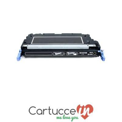 Toner Q6470a cartuccia toner hp q6470a nero modello 501a compatibile