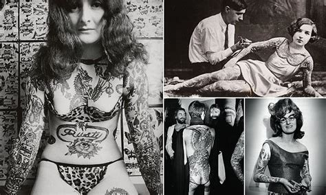 head to toe tattoos vintage photographs of women beauty will save vintage photographs reveal tattoo mad men and women with