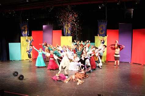 Once Upon A Mattress Play once upon a mattress a play review hhs broadside