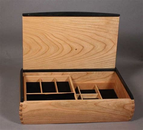 Handmade Wooden Jewelry Boxes Plans - how to make a small wooden jewelry box woodworking