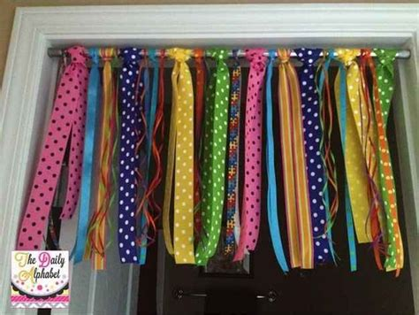 classroom curtain ideas it also looks great in a doorway curtain rods window
