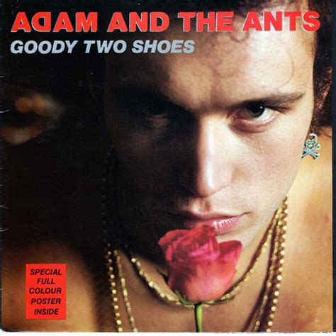 goody two shoes goody two shoes uk sunburst adam ant