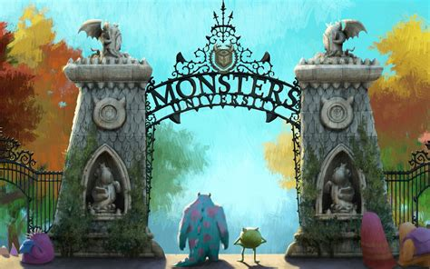 monsters university wallpapers hd wallpapers id