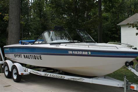 nautique boat length correct craft sport nautique 1994 for sale for 12 800