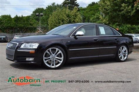 audi s8 for sale used 2009 audi s8 for sale